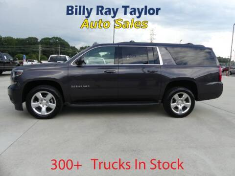 2015 Chevrolet Suburban for sale at Billy Ray Taylor Auto Sales in Cullman AL