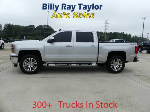 2015 Chevrolet Silverado 1500 for sale at Billy Ray Taylor Auto Sales in Cullman AL