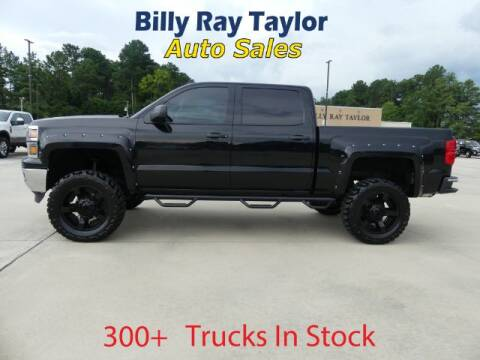 2014 Chevrolet Silverado 1500 for sale at Billy Ray Taylor Auto Sales in Cullman AL