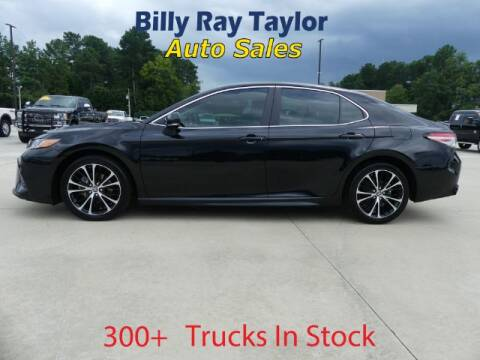 2018 Toyota Camry for sale at Billy Ray Taylor Auto Sales in Cullman AL