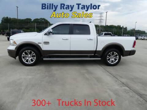 2017 RAM Ram Pickup 1500 for sale at Billy Ray Taylor Auto Sales in Cullman AL