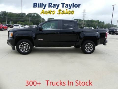 2019 GMC Canyon for sale at Billy Ray Taylor Auto Sales in Cullman AL