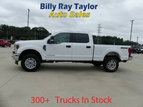 2019 Ford F-250 Super Duty for sale at Billy Ray Taylor Auto Sales in Cullman AL