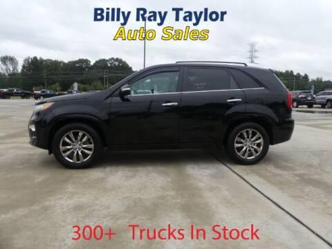 2011 Kia Sorento for sale at Billy Ray Taylor Auto Sales in Cullman AL