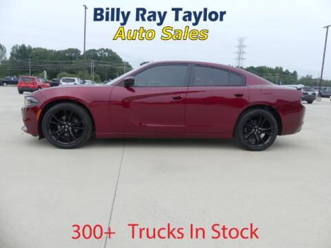 2018 Dodge Charger for sale at Billy Ray Taylor Auto Sales in Cullman AL