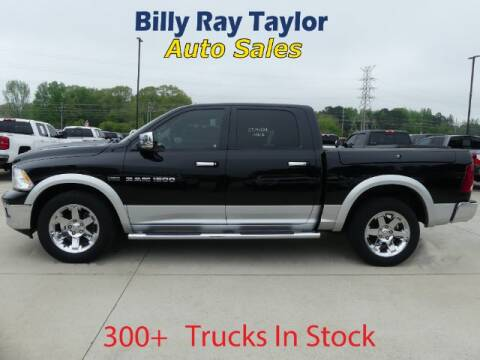 2012 RAM Ram Pickup 1500 for sale at Billy Ray Taylor Auto Sales in Cullman AL
