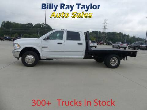 2015 RAM Ram Chassis 3500 for sale at Billy Ray Taylor Auto Sales in Cullman AL