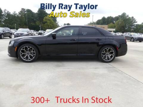 2015 Chrysler 300 for sale at Billy Ray Taylor Auto Sales in Cullman AL