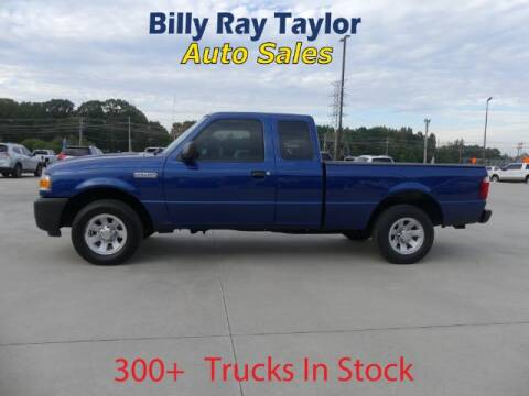 2011 Ford Ranger for sale at Billy Ray Taylor Auto Sales in Cullman AL