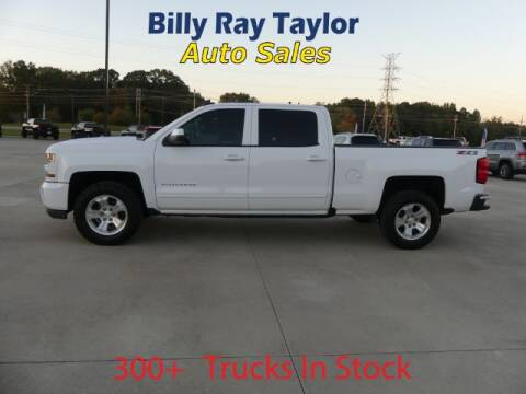 2018 Chevrolet Silverado 1500 for sale at Billy Ray Taylor Auto Sales in Cullman AL