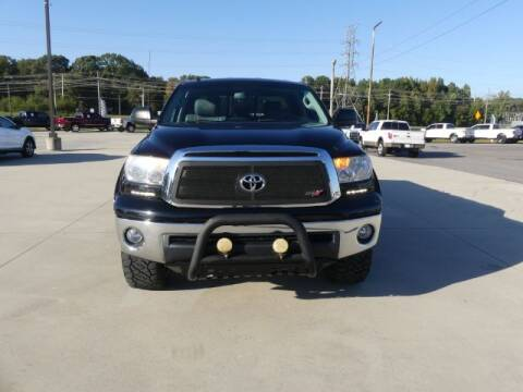 2012 Toyota Tundra for sale at Billy Ray Taylor Auto Sales in Cullman AL