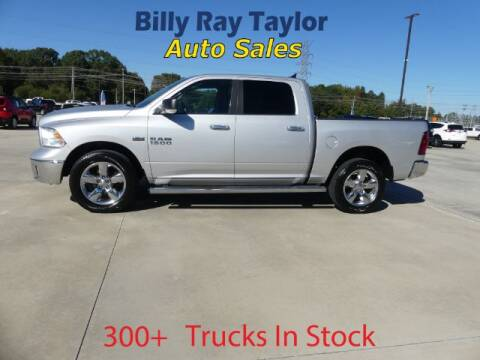 2013 RAM Ram Pickup 1500 for sale at Billy Ray Taylor Auto Sales in Cullman AL