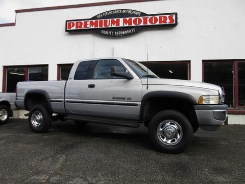 1998 Dodge Ram Pickup 2500 for sale in Tacoma, WA