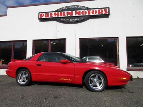 1993 Pontiac Firebird for sale in Tacoma, WA