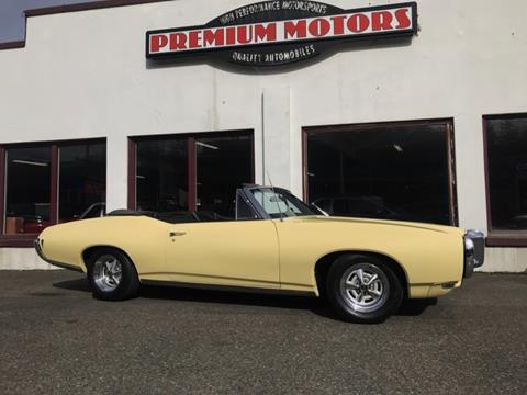 1968 Pontiac Tempest for sale in Tacoma, WA