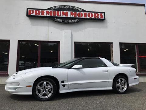 2001 Pontiac Firebird for sale in Tacoma, WA