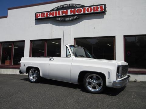 1978 Chevrolet Blazer for sale in Tacoma, WA