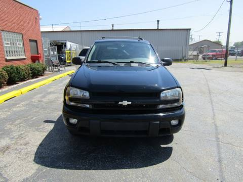 2005 Chevrolet TrailBlazer for sale in Gary, IN