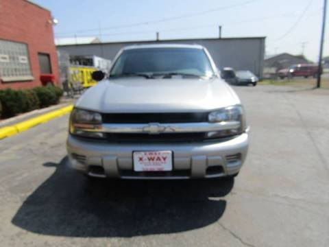 2004 Chevrolet TrailBlazer for sale in Gary, IN
