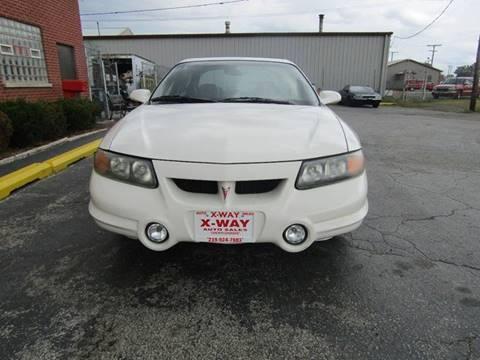 2002 Pontiac Bonneville for sale in Gary, IN