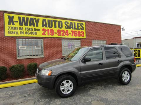2004 Ford Escape for sale in Gary, IN