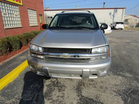 2007 Chevrolet TrailBlazer for sale in Gary, IN