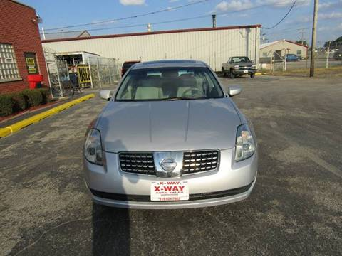 2005 Nissan Maxima for sale in Gary, IN