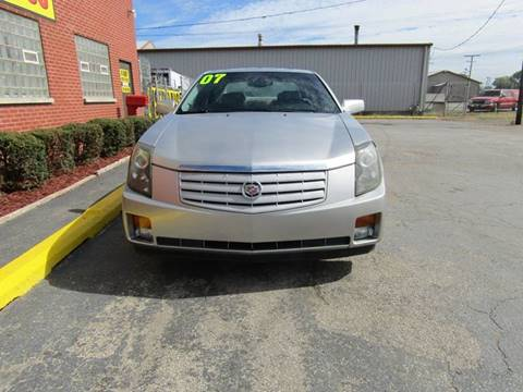 2007 Cadillac CTS for sale in Gary, IN