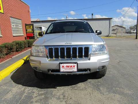2004 Jeep Grand Cherokee for sale in Gary, IN