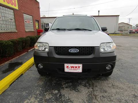 2006 Ford Escape for sale in Gary, IN