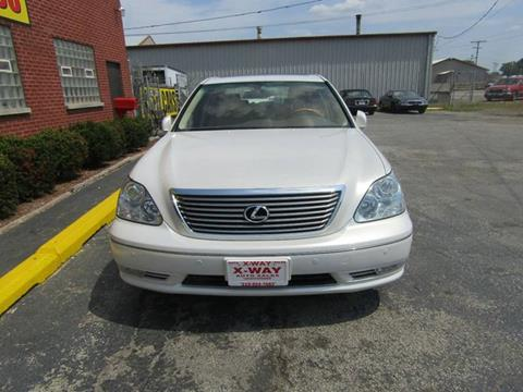 2004 Lexus LS 430 for sale in Gary, IN