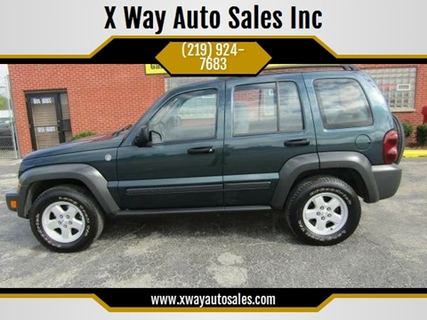 2006 Jeep Liberty for sale in Gary, IN