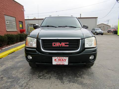 2003 GMC Envoy XL for sale in Gary, IN
