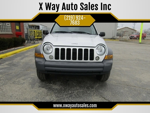 2005 Jeep Liberty for sale in Gary, IN