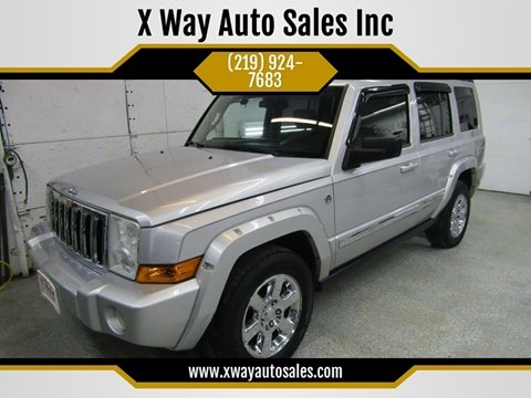 2006 Jeep Commander for sale in Gary, IN