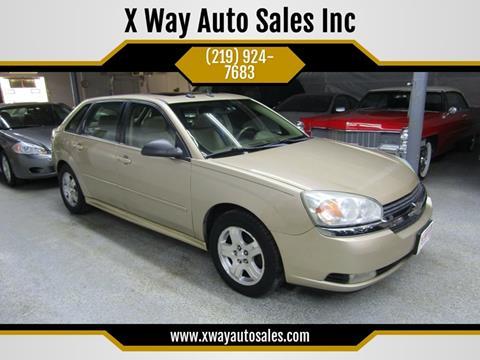 2004 Chevrolet Malibu Maxx for sale in Gary, IN