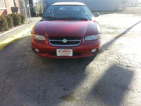 1997 Chrysler Sebring for sale in Gary, IN