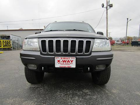 2002 Jeep Grand Cherokee for sale in Gary, IN