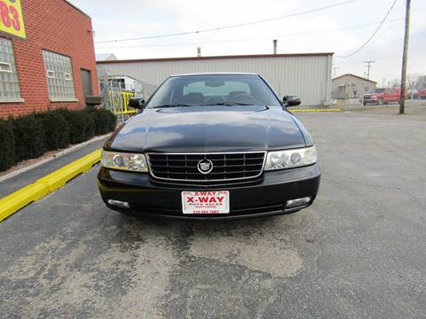 2003 Cadillac Seville for sale in Gary, IN