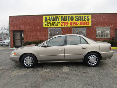 2003 Buick Century for sale in Gary, IN