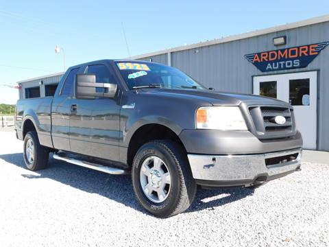 2007 Ford F-150 for sale in Ardmore, AL