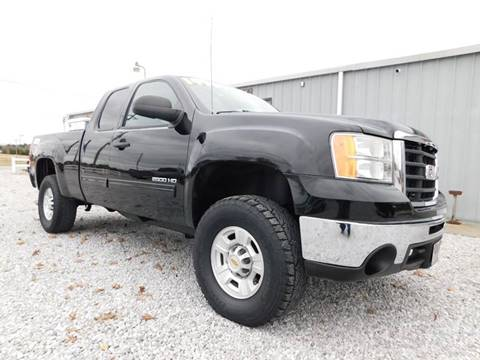 2010 GMC Sierra 2500HD for sale in Ardmore, AL