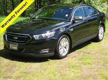 2016 Ford Taurus for sale in Shelton, WA