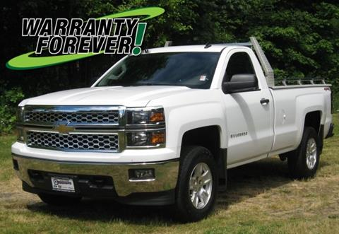 2014 Chevrolet Silverado 1500 for sale in Shelton WA
