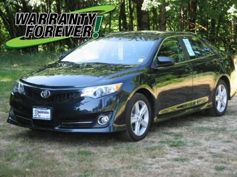 2012 Toyota Camry for sale in Shelton, WA