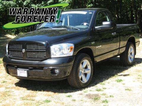 2008 Dodge Ram Pickup 1500 for sale in Shelton, WA