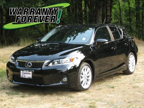2011 Lexus CT 200h for sale in Shelton, WA