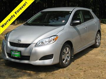2013 Toyota Matrix for sale in Shelton, WA