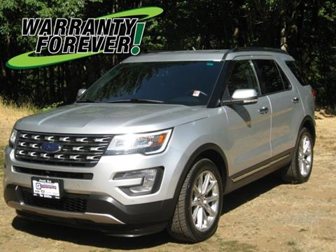 2016 Ford Explorer for sale in Shelton WA