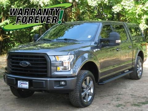 2015 Ford F-150 for sale in Shelton WA
